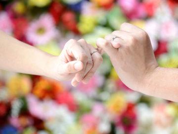 Что означает кольцо обещания?