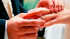 Вступление в брак: 45 правильных и не правильных причин.